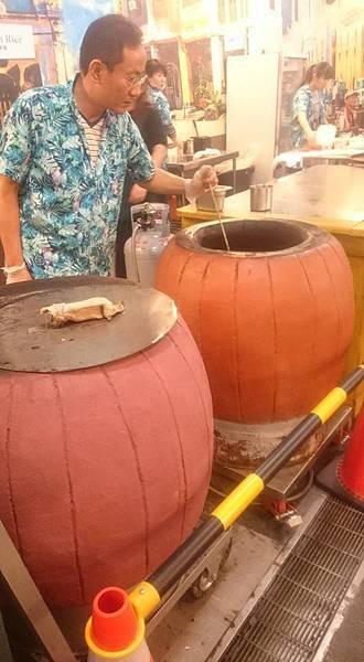 印度囊爐烤雞腿