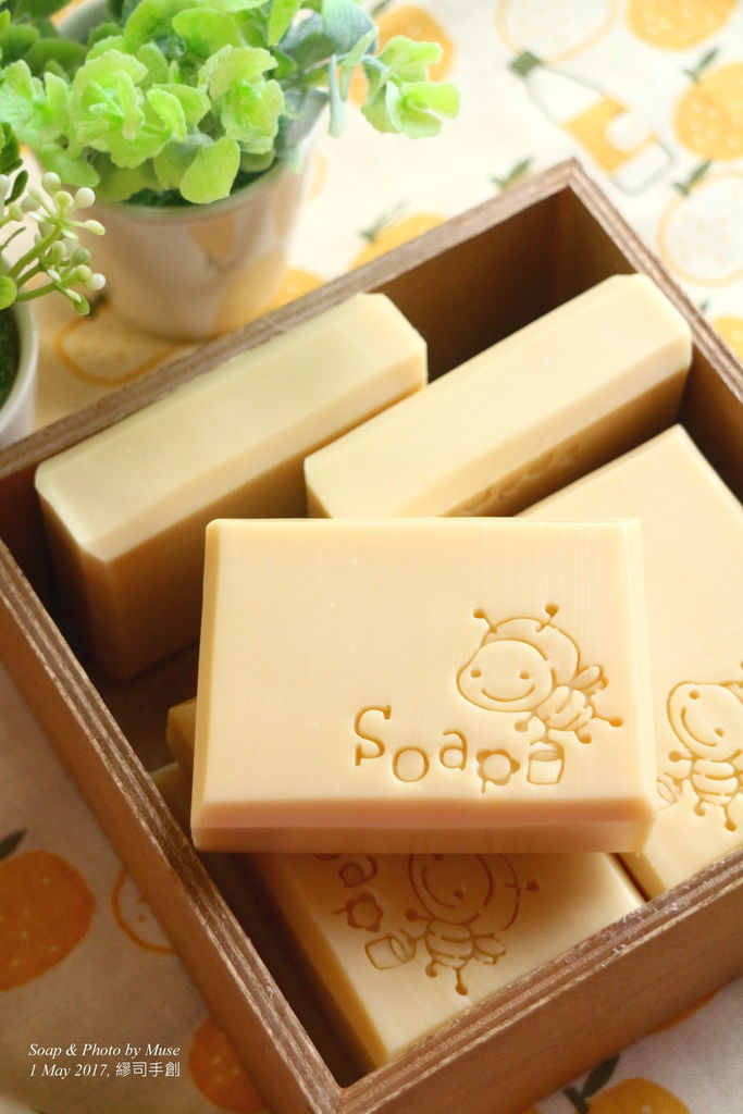蜂蜜柚子皂