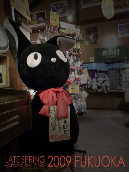 黑貓吉吉ˇ
