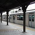 往門司港的普通JR列車