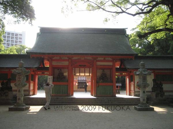 住吉神社正門