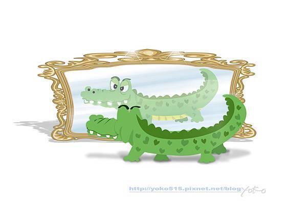 服務鱷魚byYOKO