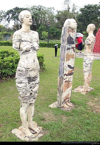 人體雕塑3ByYOKO