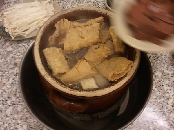 竹南 霸味薑母鴨