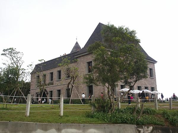 宜蘭 伯朗咖啡城堡