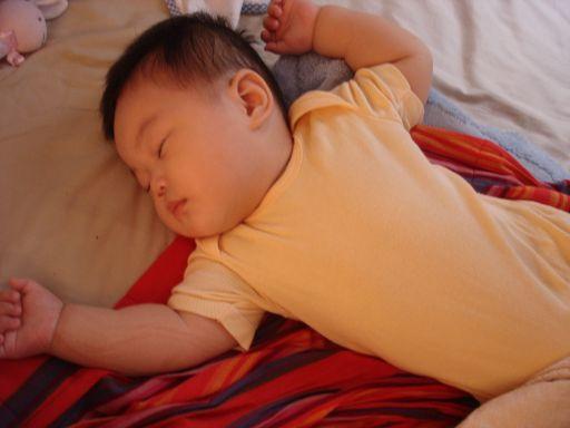 睡著真可愛