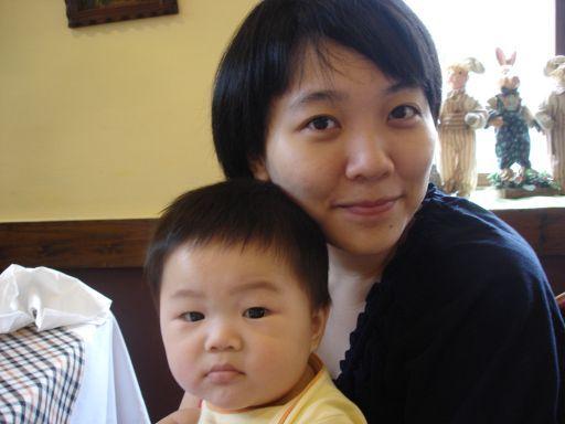 我的第一個母親節
