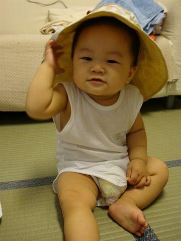 戴媽媽的帽子好像大嬸