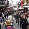 星期六的京都超多人的阿