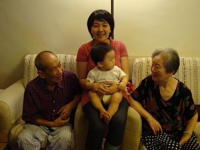 祖爺爺奶奶合照