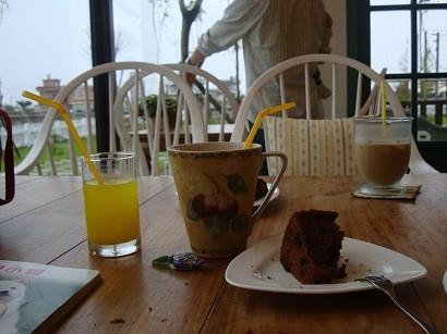 愉快輕鬆的下午茶