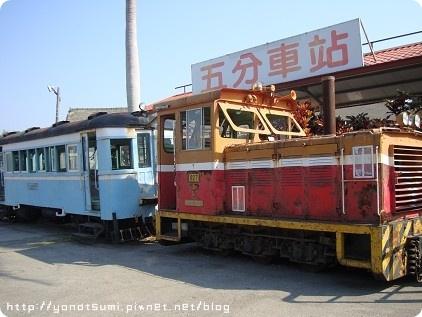 其實已經沒有在製糖了,以前的小火車
