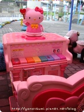 KITTY鋼琴真可愛