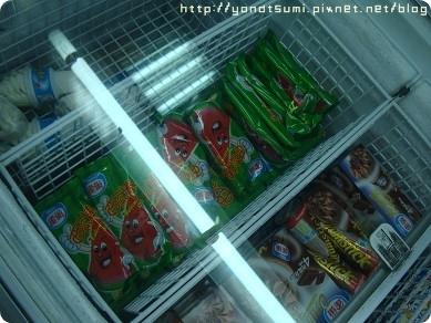 冰櫃裡還出現西瓜冰