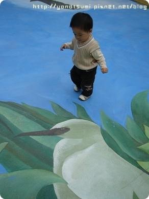 兒童美術館實在很好玩