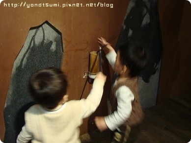 還有水筆牆可以畫畫