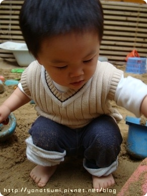 童年空間玩沙