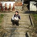 哲學之道 旁邊的階梯