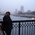 去天滿宮站旁邊的毛什麼公園