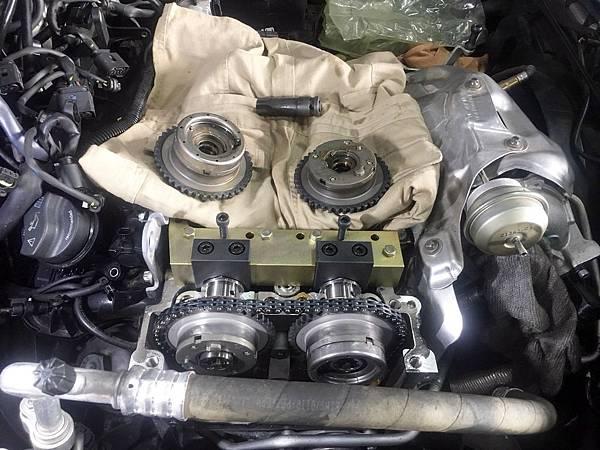 GLA250 M270引擎 凸輪軸齒盤_190128_0002.jpg