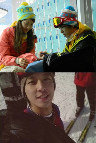 郑容和滑雪照片_滑雪场暖男、暖男的爱情与战争_淘宝助理