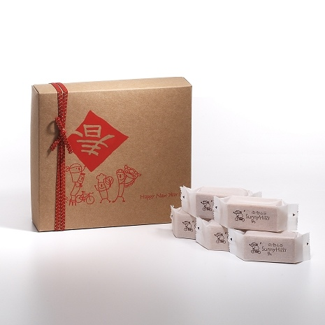 微熱山丘禮盒