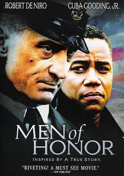 《怒海潛將Men Of Honor》