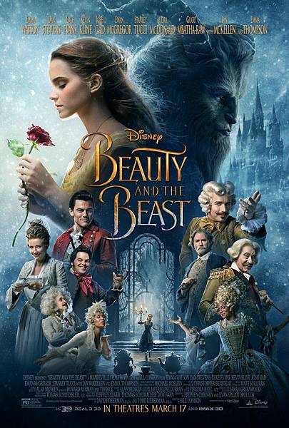 《美女與野獸 Beauty and the Beast》