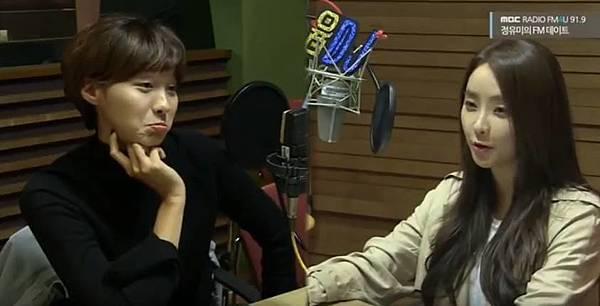 柳仁英&鄭柔美