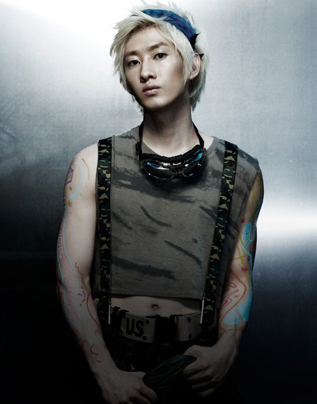 Mr. Simple ver.B EunHyuk 01.jpg