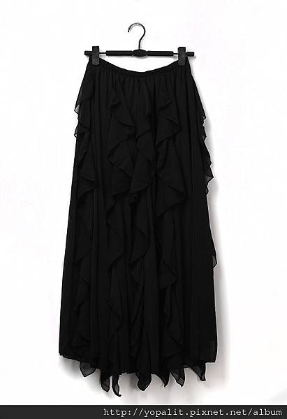 black長裙1