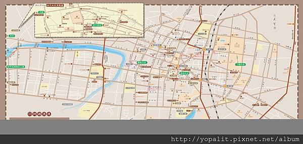 tainan MAP