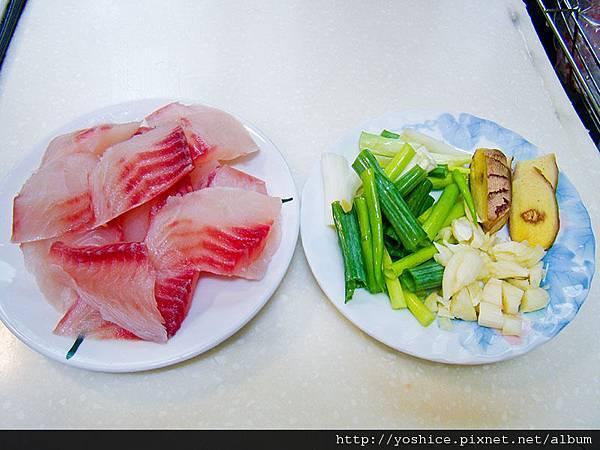 紅燒鯛魚片002