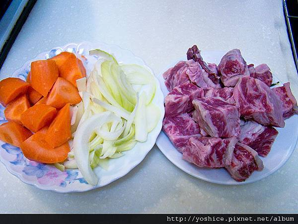 奶油燉牛肉001