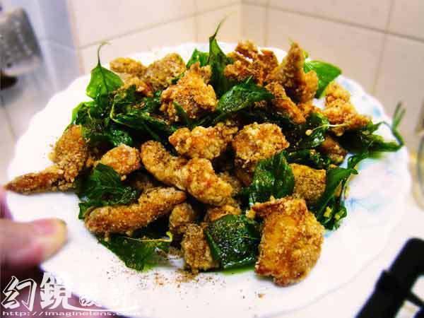 鹹酥雞食譜教學