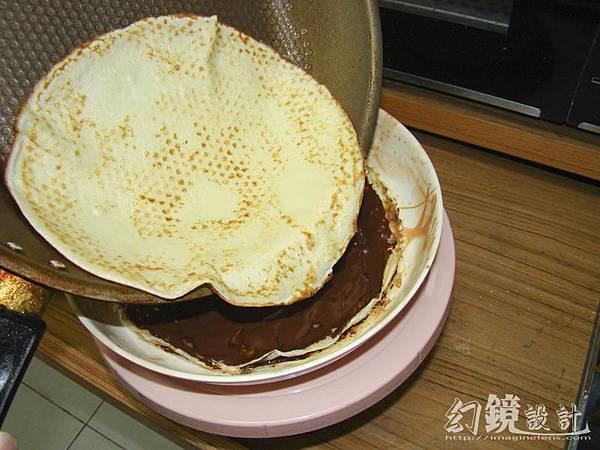 千層巧克力蛋糕13