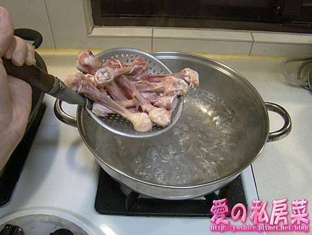 嬰兒副食品-高湯馬鈴薯雞茸粥015