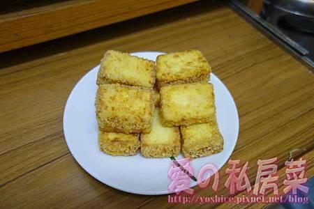 紅燒雞蛋豆腐001