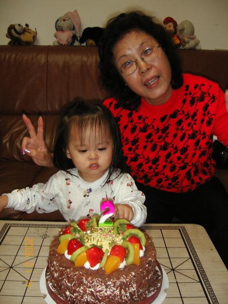 2006年二歲生日