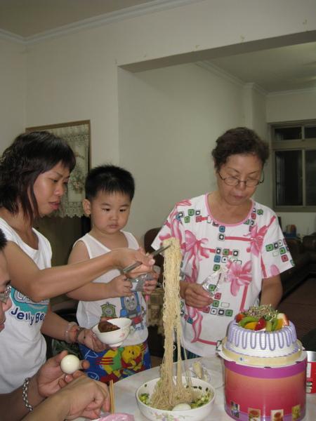 2008.07小阿姨生日