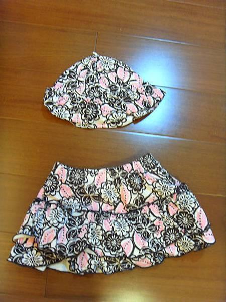 花帽子和花裙子
