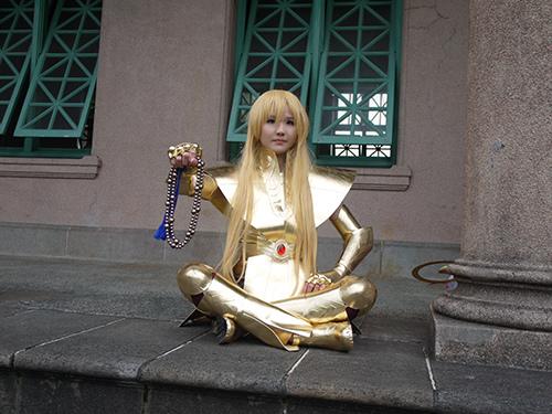 沙加 shaka cosplay