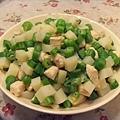 2011/01/11 青豆馬鈴薯雞丁