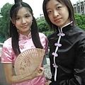 自創-旗袍孃
