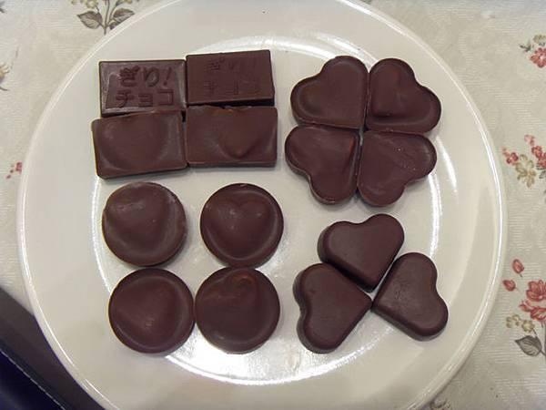 棉花糖巧克力