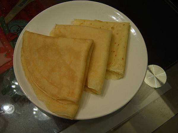 2008/07/06 法式薄餅