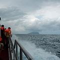 航向龜山島