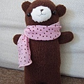 2008/12/20 巧克力熊