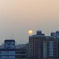 2009/10/19 夕陽