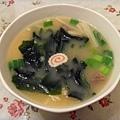 2010/03/09 味噌湯